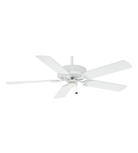 Casablanca Four Seasons (III) Indoor Ceiling Fan in Architectural White 84U72D photo
