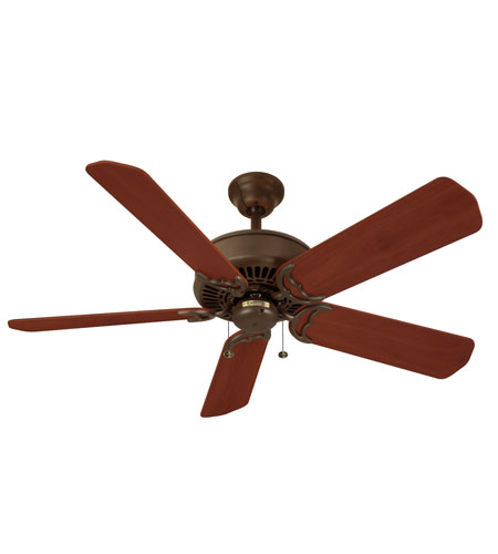 Casablanca Factory Refurbished Panama Halo Traditional Ceiling Fan - Motor only in Oil-Rubbed Bronze 66H73F photo