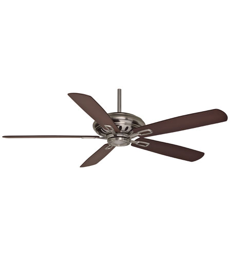 Casablanca Holliston Indoor Ceiling Fan In Brushed Nickel