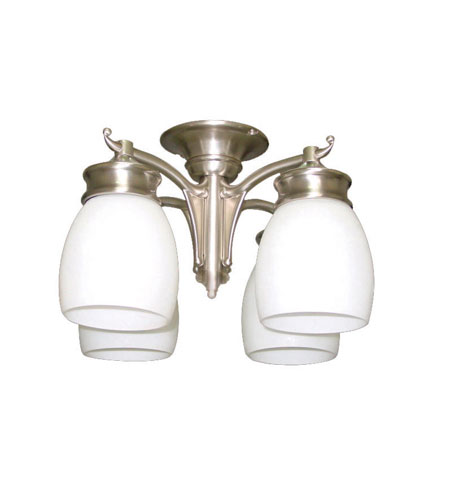 Casablanca Fans Light Fixtures 4 Light Light Kit Kgc12 45