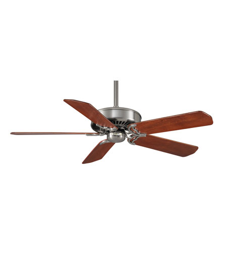 Casablanca Panama 4 or 5 Blade 50 inch Celing Fan (Motor Only) in Brushed Nickel (Blades Sold Separately) 6645T photo