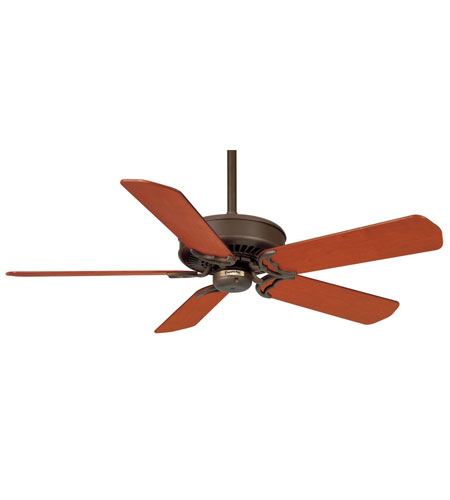 Casablanca Factory Refurbished Panama Traditional Ceiling Fan - Motor only in Oil-Rubbed Bronze 6673T photo