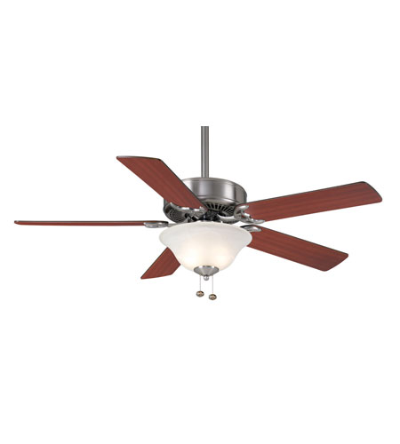 Casablanca Four Seasons (III) 3 Light Indoor Ceiling Fan in Brushed Nickel 84G45D photo