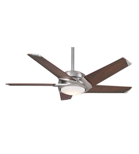 Casablanca 3245a Stealth Brushed Nickel Ceiling Fan Motor And Light