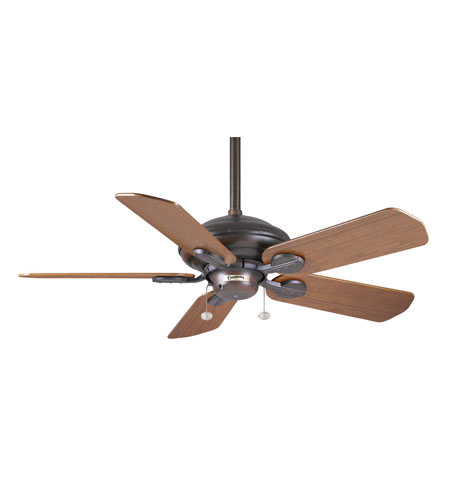 Casablanca Fans Badge 17 Inch Fan Blades (Set of 5) in Walnut B420 photo