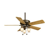 Casablanca Factory Refurbished Concentra Ceiling Fan - Motor only in Oil-Rubbed Bronze (blades sold separately) 4973D photo thumbnail