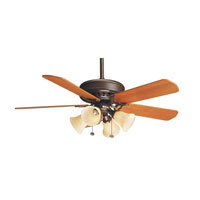 Casablanca Fans Standard 21 Inch Fan Blades (Set of 5) in Teak B562 photo thumbnail