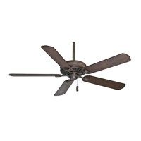 Ainsworth 60 inch Provence Crackle with Smoked Walnut / Espresso Blades Indoor Ceiling Fan