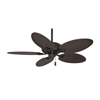 Casablanca Charthouse Outdoor Ceiling Fan in Maiden Bronze 55010