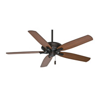 Casablanca Brescia 5 Blade 60 inch Celing Fan (Motor Only) in Brushed Cocoa (Blades Sold Separately) 55015