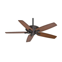 Casablanca Brescia 5 Blade 60 inch Celing Fan (Motor Only) in Alpha Bronze (Blades Sold Separately) 55018