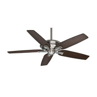 Casablanca Brescia 5 Blade 60 inch Celing Fan (Motor Only) in Brushed Nickel (Blades Sold Separately) 55019