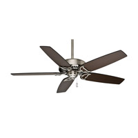 Casablanca Panama 5 Blade 60 inch Celing Fan (Motor Only) in Brushed Nickel (Blades Sold Separately) 55022