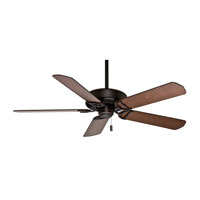 Panama Brushed Cocoa Ceiling Fan Motor, Blades Sold Separately
