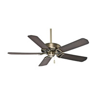 Casablanca Panama 5 Blade 60 inch Celing Fan (Motor Only) in Antique Brass (Blades Sold Separately) 55026