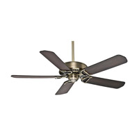 Casablanca Panama 5 Blade 60 inch Celing Fan (Motor Only) in Antique Brass (Blades Sold Separately) 55032