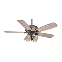 Casablanca Heathridge 4 Light Indoor Ceiling Fan in Tahoe 55052