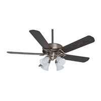 Casablanca Panama 4 Light Indoor Ceiling Fan in Antique Pewter 55059