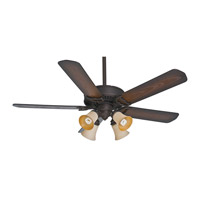 Panama 54 inch Maiden Bronze Reclaimed Antique Indoor Ceiling Fan