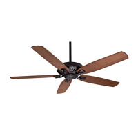 Crestmont Brushed Cocoa Ceiling Fan Motor, Blades Sold Separately