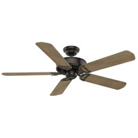 Casablanca 55071 Panama 54 inch Noble Bronze with Reversible Barnwood/River Timber Veneer Blades Ceiling Fan