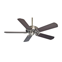 Casablanca Panama Fan Motor Only in Brushed Nickel 59098