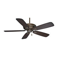 Heritage 60 inch Aged Bronze with Reclaimed Antique Blades Ceiling Fan