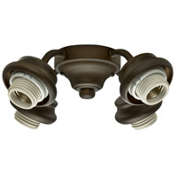 Fan Accessory 4 Light CFL Maiden Bronze Arm Fitter