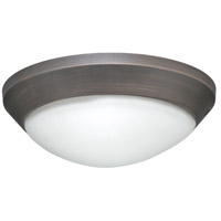 Casablanca Fan Accessory 2 Light Fan Glass in Brushed Cocoa 99052