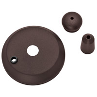 Fan Accessory Industrial Rust Cap and Finial Pack