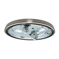 Casablanca Fan Accessory 2 Light Fan Low Profile Fitter in Brushed Nickel 99254