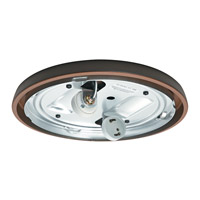 Casablanca Fan Accessory 2 Light Fan Low Profile Fitter in Brushed Cocoa 99255