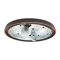 Casablanca Fan Accessory 2 Light Fan Low Profile Fitter in Maiden Bronze 99256