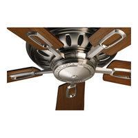 Casablanca Holliston 5 Blade 60 inch Ceiling Fan Unipack in Brushed Nickel with Clove Blades C31U45Z