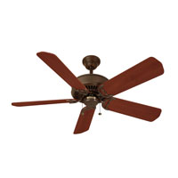 Casablanca Factory Refurbished Panama Halo Traditional Ceiling Fan - Motor only in Oil-Rubbed Bronze 66H73F photo thumbnail