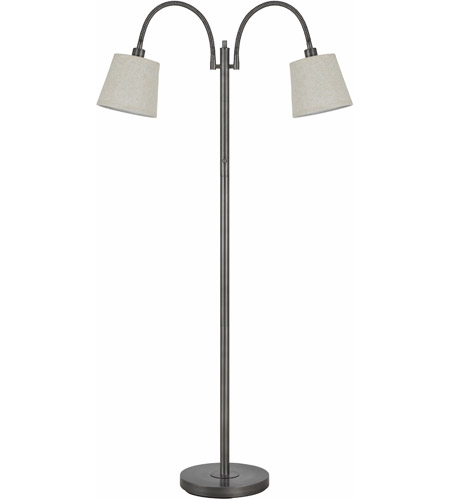 Cal Lighting Metal Gail Floor Lamps