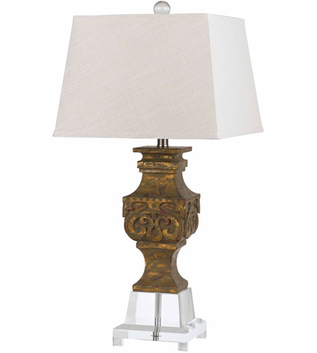Crystal Clear Table Lamps