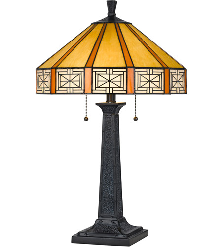 Cal Lighting Tiffany Table Lamps
