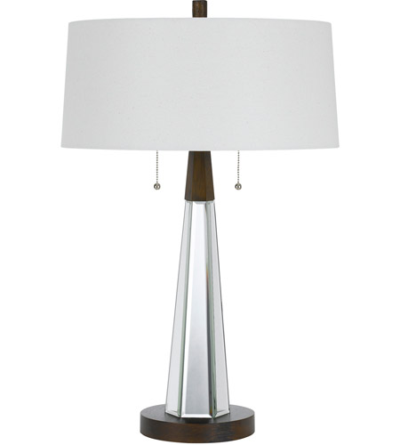 Cal Lighting Mirror Table Lamps