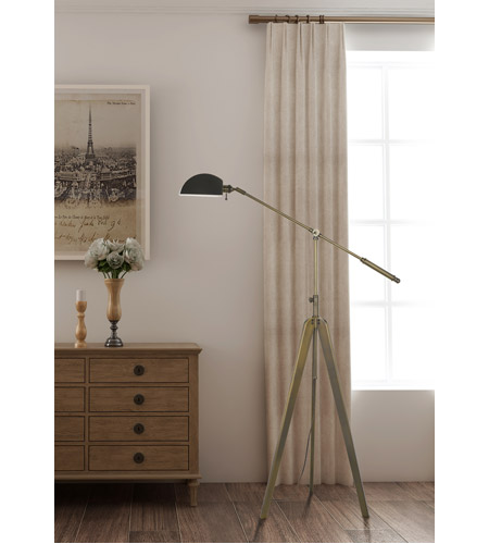 Metalic Gold Floor Lamps