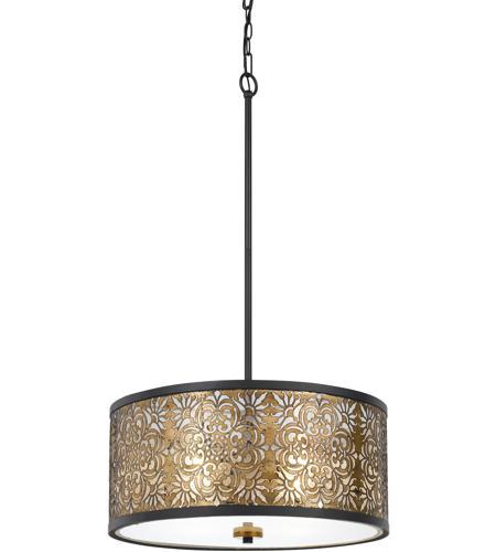 cal lighting fx 3649 4 tyndall 4 light 22 inch antique gold