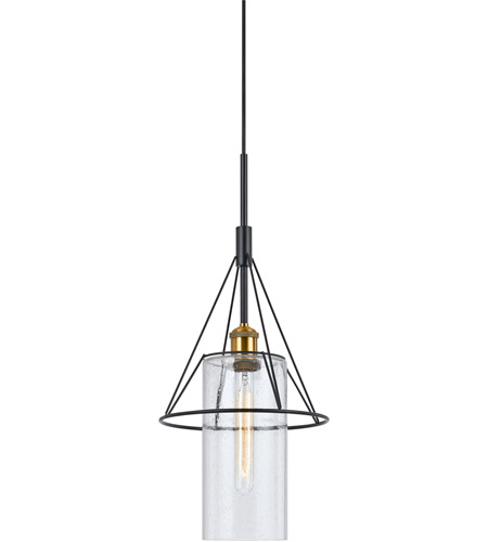 Cal Lighting Black Pendants