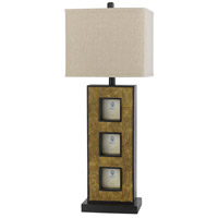 Cal Lighting BO-2089BF Signature 31 inch 100 watt Cocoa Buffet Lamp Portable Light