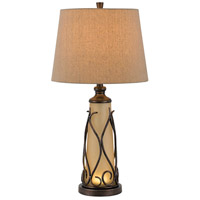 Taylor 30 inch 150 watt Iron Table Lamp Portable Light