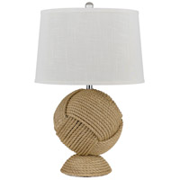 Reynosa 27 inch 150 watt Rope Table Lamp Portable Light
