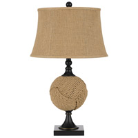 Cal Lighting Bronze Metal Table Lamps