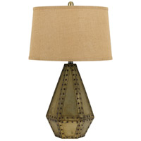 Cal Lighting Gold Table Lamps