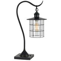 Cal Lighting BO-2668DK-DB Silverton 60 inch 60 watt Dark Bronze Desk Lamp Portable Light