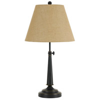 Madison Bronze Metal Table Lamps