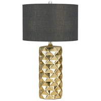 Cal Lighting Gold Ceramic Table Lamps